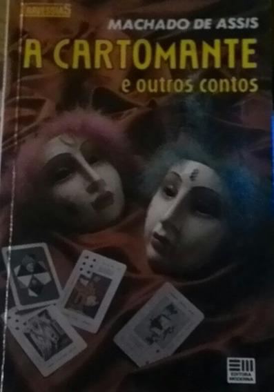Livro A Cartomante E Outros Contos - Literatura Brasileira
