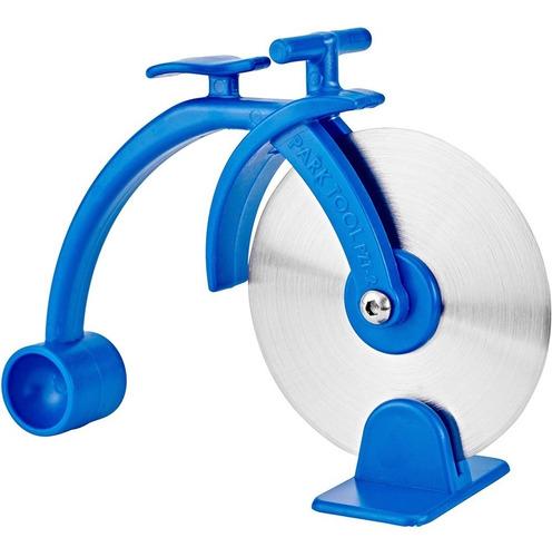Cortador De Pizza Park Tool Pzt-2 Bicicleta Bike Azul