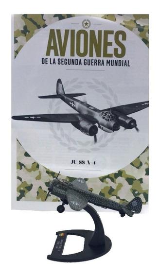 Aviones Segunda Guerra Mundial N°19 Junkers