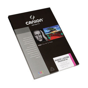 Papel Fotográfico Canson Photo Luster A3 300gsm