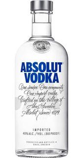 Vodka Absolut Tradicional 750ml