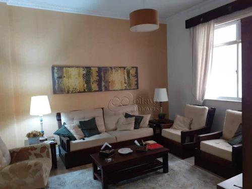 Apartamento Residencial À Venda, Copacabana, Rio De Janeiro - Ap0317. - Ap0317
