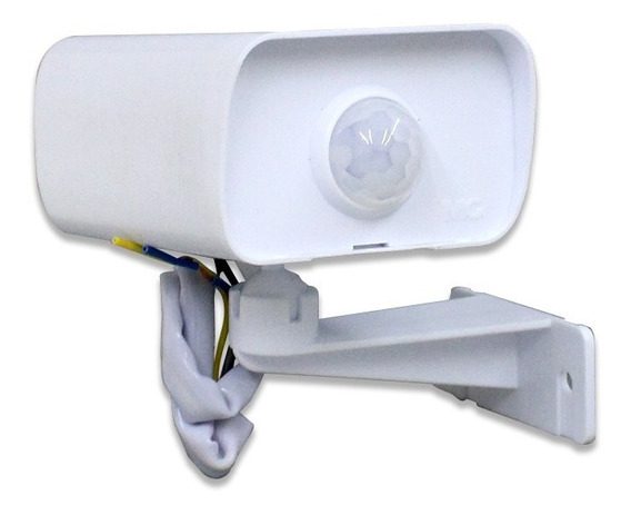 Sensor De Presença Iluminação Tipo Camera Margirius Mpx-40f