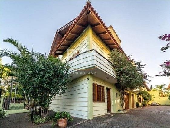 Casa Condomínio Em Ipanema Com 3 Dormitórios - Mi269854