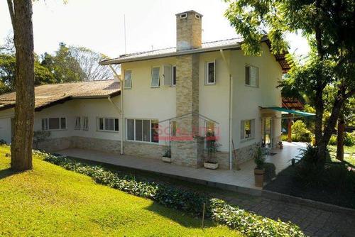 Chácara Com 6 Dormitórios À Venda, 8300 M² Por R$ 3.950.000,00 - Roseira - Mairiporã/sp - Ch0008