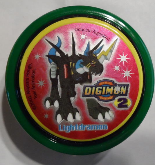Yoyo Magic Digimon Lightdarmon El Mejor Para Principiantes