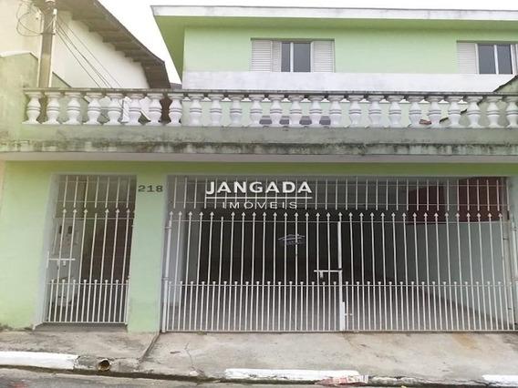 Sobrado Com 3 Dormitorios 3 Vagas De Garagem - Bairro Jd Das Flores - 11662