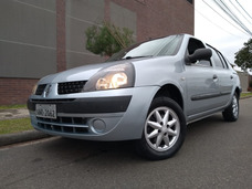 Renault Clio Sedan 1.6 Completo ( Financia, Aceita Troca )