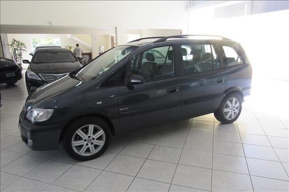 Chevrolet Zafira 2.0 Mpfi Elite 8v Flex 4p Automatico