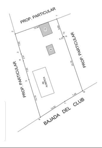 Terreno Urbano En Vista Hermosa / Cuernavaca - Maz-248-tu