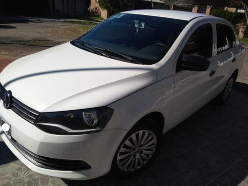 Imagen 1 de 12 de Volkswagen Voyage 1.6 101cv 2013