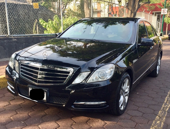 Mercedes Benz Clase E Blindado Nivel Ill