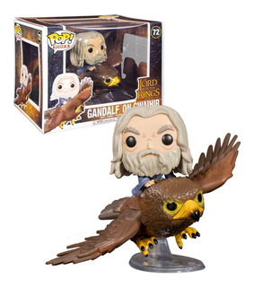 Funko Pop! Lord Of The Rings - Señor De Los Anillos: Gandalf