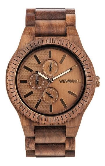 Relógio, Wewood,kos Nut Bronze