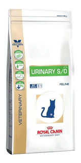 Alimento Royal Canin Veterinary Diet Feline Urinary S/O LP 34 gato adulto 7.5kg