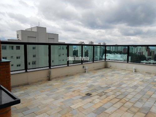 Cobertura  Próximo Ao Shop. Jd. Sul, Col. Porto Seguro E Parque Burle Marx  310m²au 5 Suites, 5 Gar - Pp13330