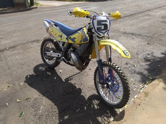 Moto Husqvarna Wr250cc 2t Ano 2001