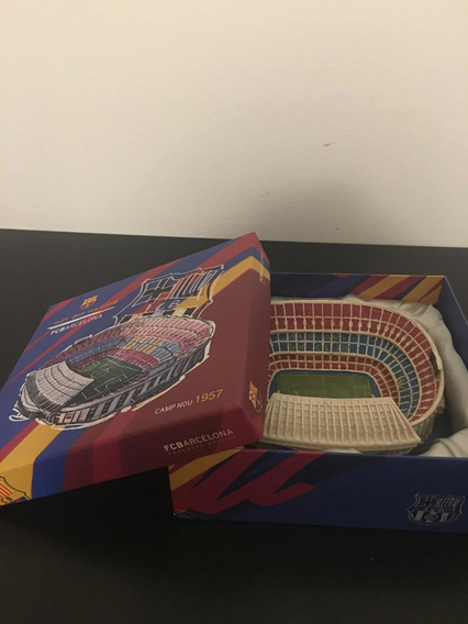 Maqueta Estadio Camp Nou- F.c Barcelona