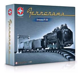 Brinquedo Trem Ferrorama Modelo Xp 300 Original Da Estrela