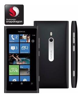 Nokia Lumia 800 8mp Novo-vitrine