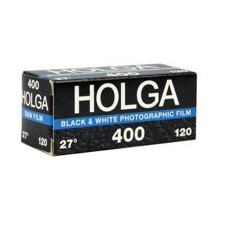 Película Fotográfica Holga 400 Iso En Blanco Y Negro, T...
