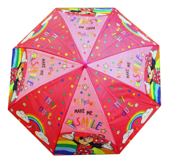 Paraguas Niña Minnie Mouse Disney 131.019020008
