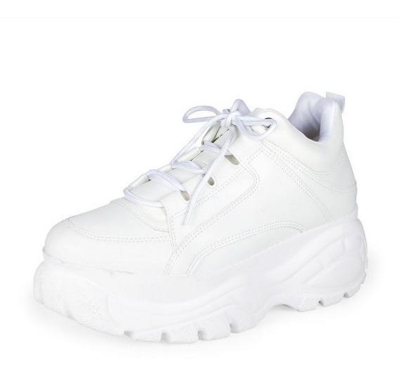 Tênis Sneaker Buffalo Feminino Plataforma