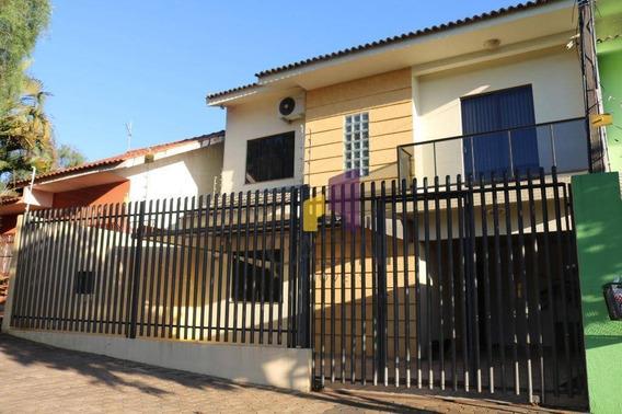 Sobrado Com 3 Quartos Sendo 1 Suíte Para Alugar E Vender - Parque São Paulo - Cascavel/pr - So0111