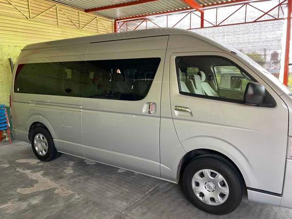 Toyota Hiace 2016 2.7 Bus 15 Pas Mt