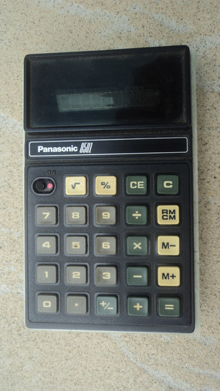 Calculadora Panasonic 8501