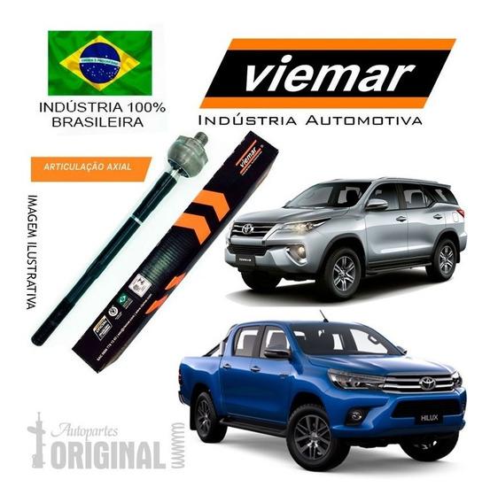 Braço Articulador Axial Toyota Hilux Pick-up Hilux Sw4 2016 2017 2018 2019 Viemar