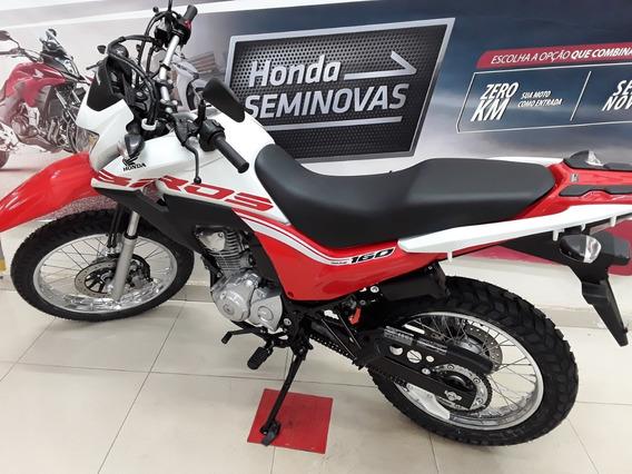 Honda Nxr 160 Bros Esdd Flex - Cbs - Painel Digital - Linda
