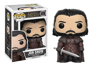 Funko Pop Jon Snow #49 Got Game Of Thrones Jugueterialeon