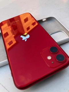 Celular iPhone 11 64 Gb Vermelho 2 Meses De Uso