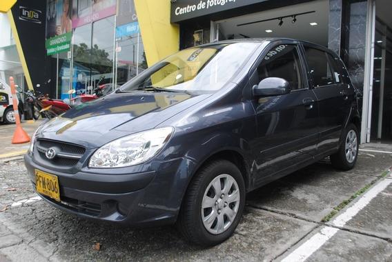 Hyundai Getz Automatica