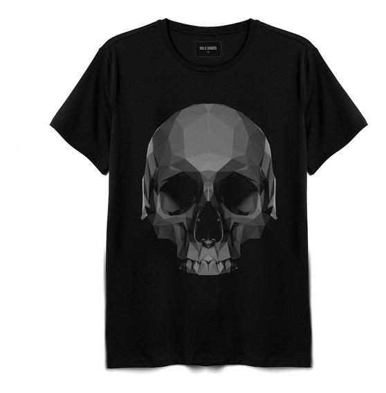 Playera Sbb Skull Marca Mecánico Jeans