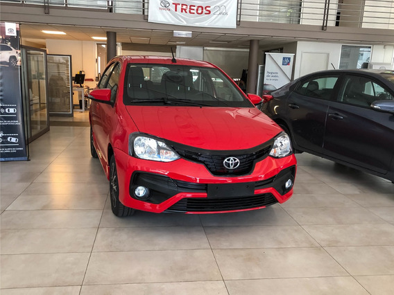 Toyota Etios 5 P Xls Full Manual Oferta Adp