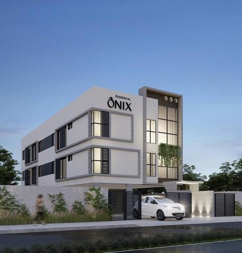 Imagem 1 de 22 de Apartamento À Venda, 51 M² Por R$ 189.900,00 - Bancários - João Pessoa/pb - Ap0337