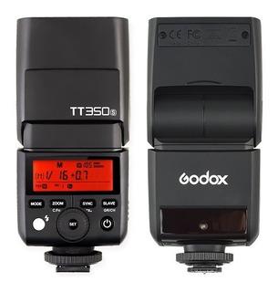 Flash Godox Tt350s Ttl Para Camaras Sony