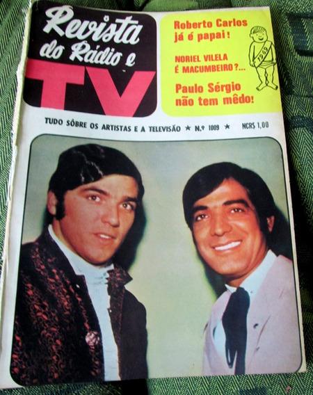 Radio 1969 Jerry Nilton Vanusa Noriel Paulo Sergio Bethania