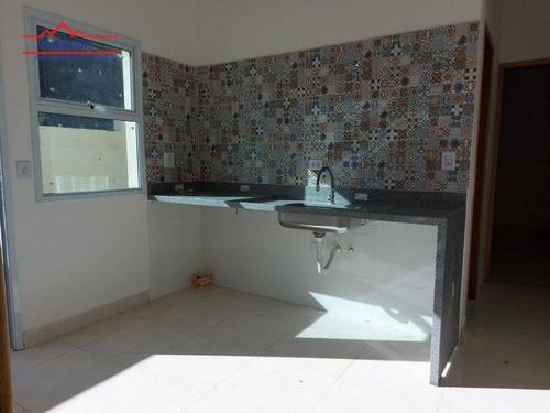 Casa Com 2 Dormitórios À Venda, 90 M² Por R$ 335.000,00 - Jardim Do Alvinópolis - Atibaia/sp - Ca4663