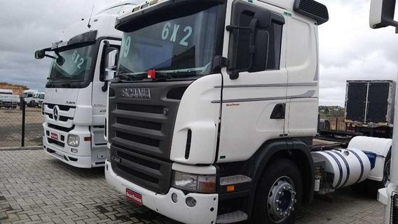 Scania Scania G 380 6x2 200