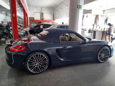 Porsche Boxster S 2015 Financio , Aceito Trocas Ou Negocio
