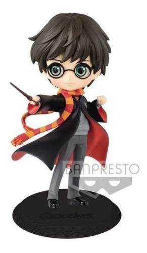 Action Figure Boneco Harry Potter Qposket Original Banpresto