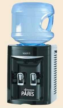 Dispenser De Agua Frío Calor Ibbl De Mesada Para Bidón