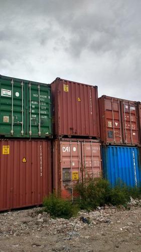Contenedores Maritimos Containers Usados 20/40 Santa Cruz