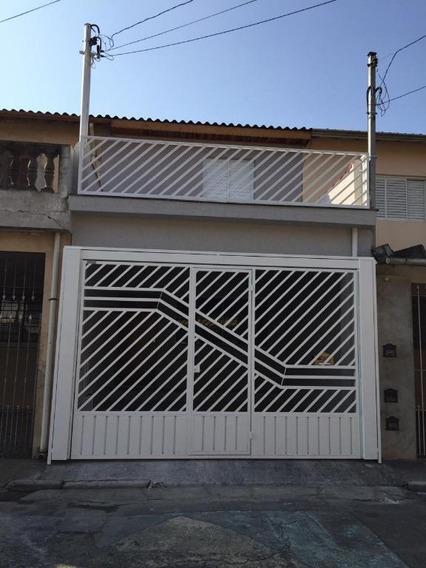 Sobrado De 104,00 Mts² Com 3 Dormitórios À Venda, Por R$ 490.000 - Vila Constança - São Paulo/sp - So2049