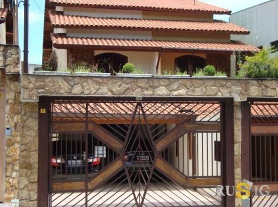Sobrado 3 Dorms | 1 Suíte | 4 Vagas, Chácara Inglesa, São Paulo. - So0396