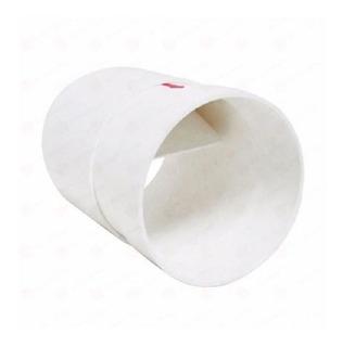 Luva De Retenção De Esgoto Para Tubo De 100mm Pvc