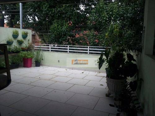 Sobrado Residencial À Venda, Vila Vivaldi, São Bernardo Do Campo. - So1368